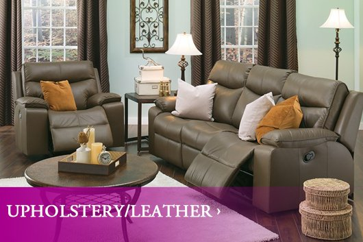 Upholstery And Leather Furniture At Salt Creek Home